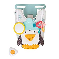 Baby entertainment in travel - This toy is specially designed for babies while traveling by car. Traveling by car can be annoying or hard for your baby, and supplying them with soft, playful activities can make it interesting, joyful and easier for t...