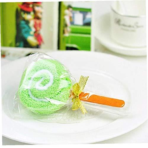 LAVALINK Toallas De Mano Mini Lollipop Bebé Paño De La Toalla De Mano para Baño-Cocina-Hotel-Multiuso, Ultra, Absorbente