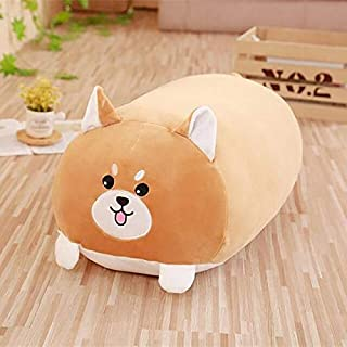 EOFK Soft Animal Cartoon Pillow Cushion Cute Fat Dog/Cat/ / /Pig/Frog Plush Toy Stuffed Lovely Birthyday Gift Holiday Must Haves 4 Year Old Girl Gifts The Favourite Anime Superhero Dream
