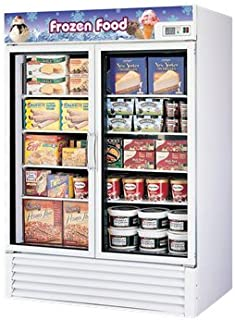 Turbo Air TGF-49F Freezer Merchandiser