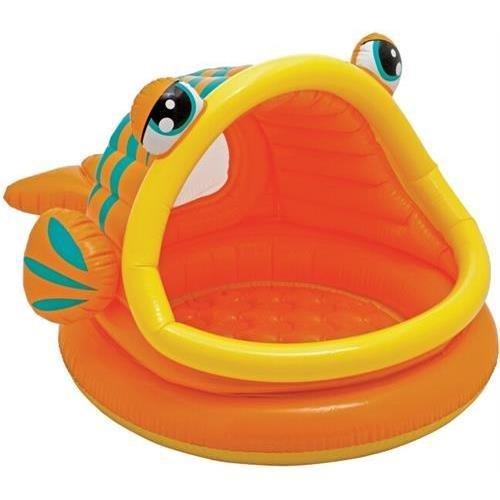 La excelente calidad Lazy peces Bebé Shade piscina