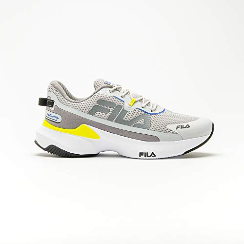 Tênis Recovery, Fila, Masculino, Prata/Limão/Royal, 38