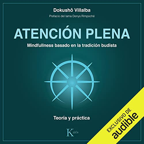 Diseño de la portada del título Atención Plena