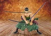 フィギュアーツZERO ONE PIECE 海賊狩りのゾロ 約110mm ABS&PVC製 塗装済み完成品フィギュア