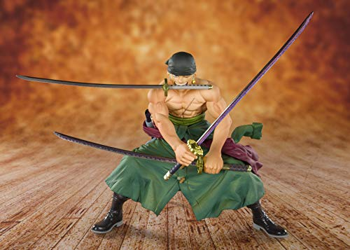 Bandai Figuarts Zero Pirate Hunting Zoro One Piece