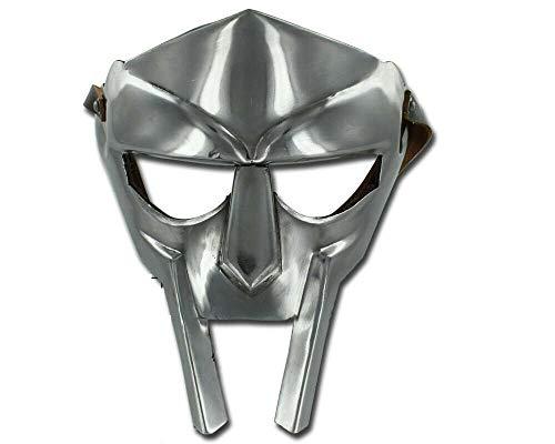 NauticalMart MF Doom Rapper Madvillain Gladiator Helmet