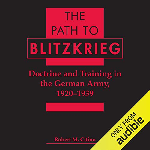 The Path to Blitzkrieg Titelbild