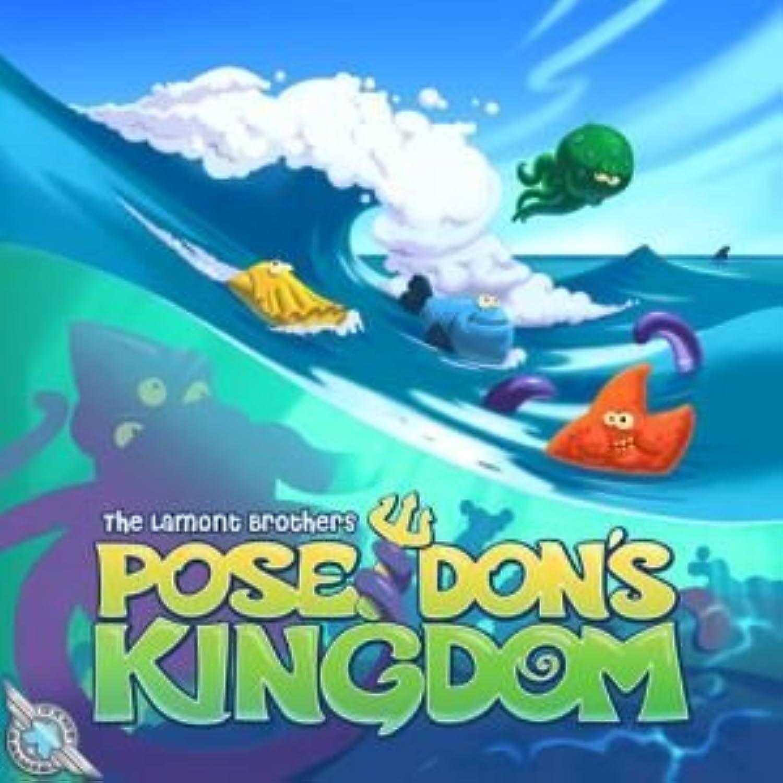 a la venta Poseidon's Kingdom 2nd Edition by by by Juego Salute  contador genuino