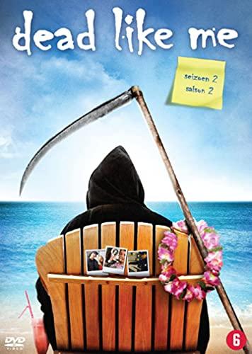 Dead Like Me - So gut wie tot / Dead Like Me (Series 2) - 4-DVD Set ( ) [ Belgier Import ]