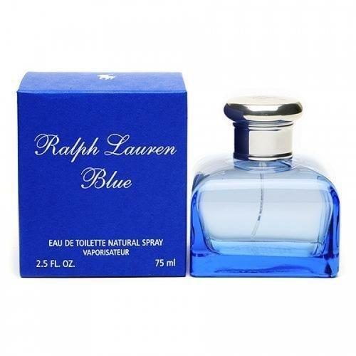 Polo Azul para Hombres por Ralph Lauren–75ml EDT Spray