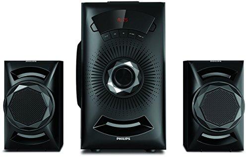 Philips 2.1 MMS IN-MMS2143B/94 Speaker System (Black)
