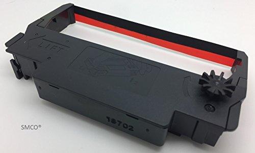 Panasonic PM300Cuisine Imprimante & caisse enregistreuse rubans (non-OEM) 100 Black Red