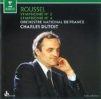 Roussel: Symphonies 2 & 4