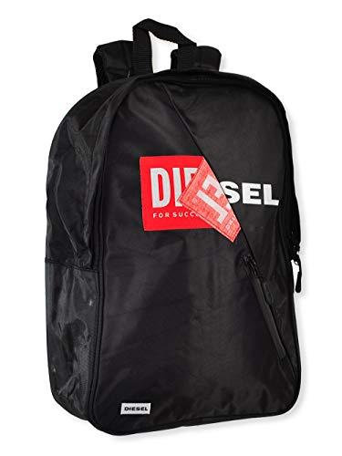 Diesel - Mochila casual Negro Negro