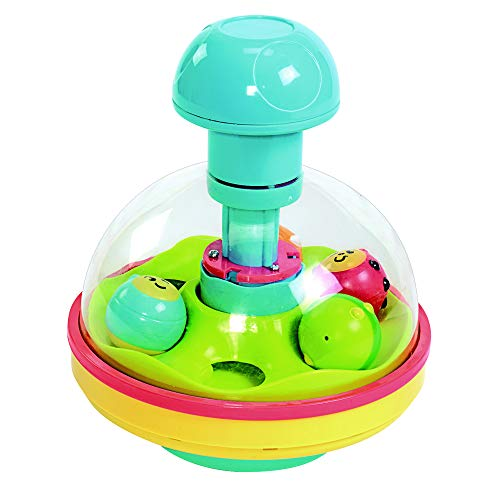 Great Deal! Push and Spin Popping Top (Item # POPTOP)