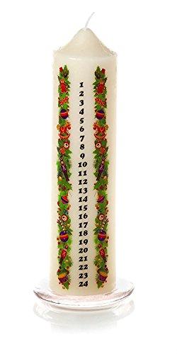 Premier Candela dell'Avvento, Colore Unico, Taglia Unica