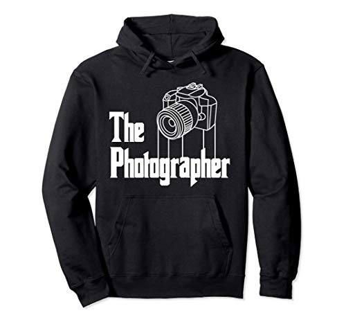 Photographer gift for photography lover Pullover Hoodie