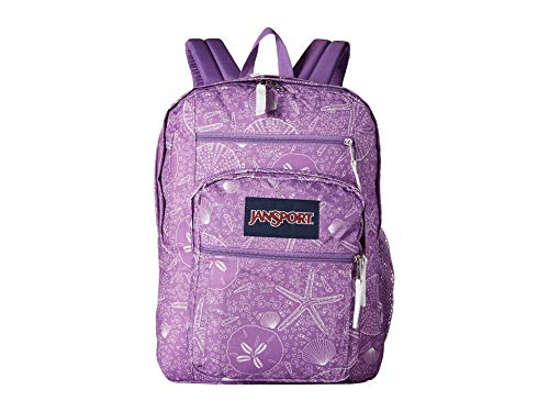 Product Image of the JanSport Big Student Backpack, Seashells