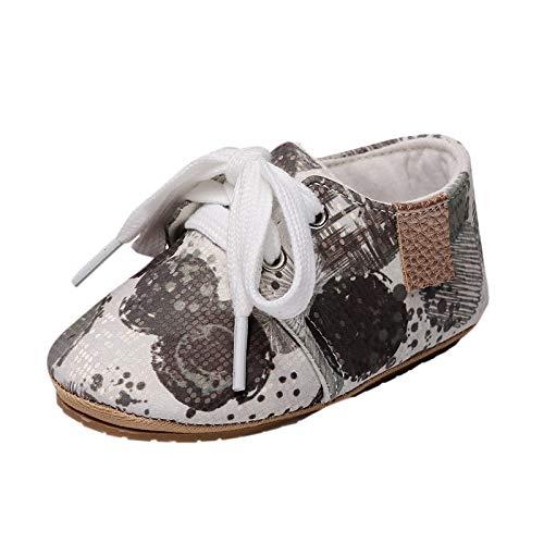 YWLINK Zapatos De Bebé NiñA NiñO Mezclar Color Animal Moda NiñO Primer Caminante NiñO Zapatos Fondo Suave Transpirable Antideslizante Zapatillas Lindo Strap Casual Zapatos Individuales