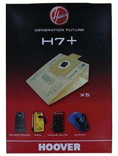 H7+ Staubsaugerbeutel hoover alpina + Filter Original