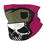 Ghost Recon Wildlands OGR Variety Head Scarf Face Mask Dustproof Windproof Outdoors for Mens Womens Black