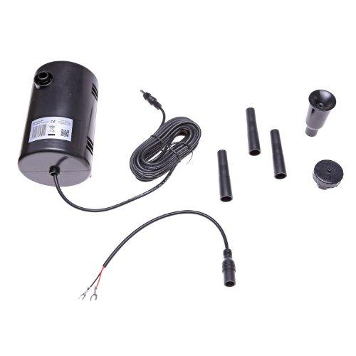 CLGarden Pomp SP4 12V DC voor zonnepaneel batterij netstekker 12 V waterpomp zonne-pomp water