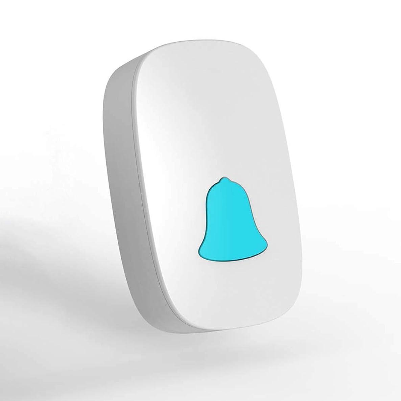 マラウイダッシュピカソホームセキュリティ用ドアベル、The Ring Doorbel、A507ホームワイヤレスドアベル用One交換デジタル防水音楽スマートドアベルドアクロックポケットベル