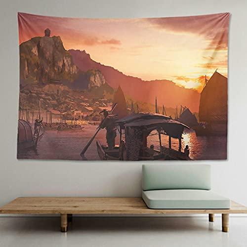 KONZFL tapizTapicería de Pared Colgante, tapicería de Pared Colgante, Mandalas, Marcos, Fondo de Lona Colgante, decoración del hogar