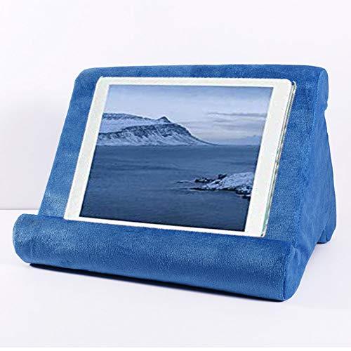 ConPush Supporto per iPad e tablet, Supporto Multi-Angolo per Cuscini per Tablet, Lettori di Libri digitali