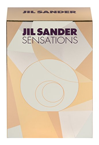 Jil Sander Jil sander sensations geschenkset eau de toilette spray 40ml body cream 50 ml