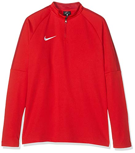 Nike Kinder Dry Academy 18 Football Top Long Sleeved T-shirt university red/gym red/(white) M