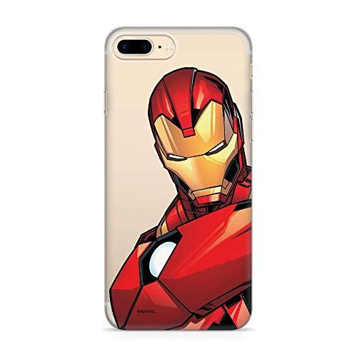 Ert Group MPCIMAN1326 Custodia per Cellulare Marvel Iron Man 005 iPhone 7 PLUS/ 8 PLUS