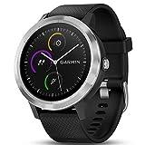 Garmin 010-01769-01 Vivoactive 3 GPS Fitness Smartwatch (Black &...