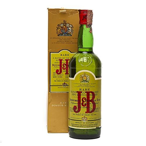 J&B Rare Whisky 1970s