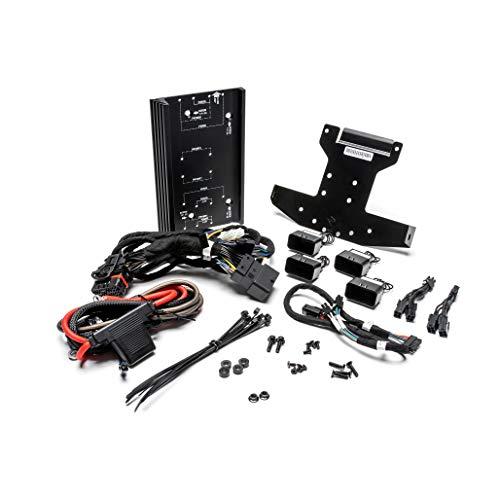 Rockford Fosgate RFK-HD14 Amplifier Wiring Kit for 2014+ Harley Davidson Road Glide & Street Glide