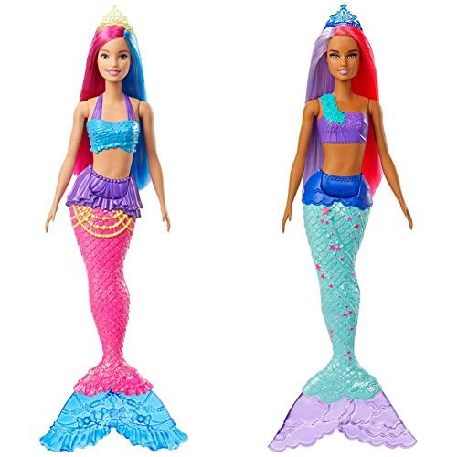 Barbie GJK08 - Dreamtopia Meerjungfrau...