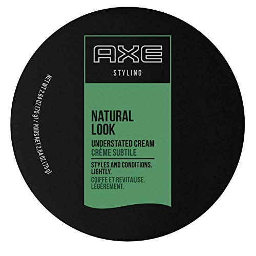 AXE Ax Understated Natural Look Hair Styling Cream 2,64 once (confezione da 6)