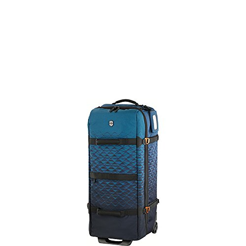 "Victorinox VX Touring Wheeled Duffel with TSA Approved Locks, Dark Teal, Checked, Extra-Large (32"")"