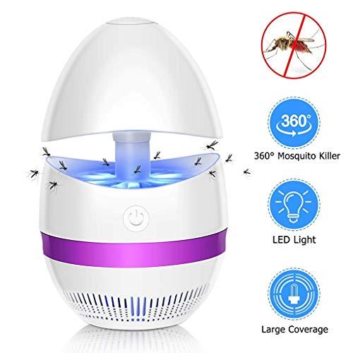 WYZ. Muggendoder Lamp, Elektronische Veilige USB Aangedreven Draagbare Mute Voor Binnen Buiten Slaapkamer Baby Kamer Keuken Kantoor