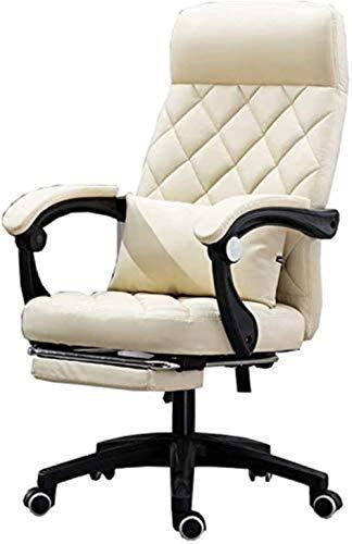 Bürostuhl, Sessel Stuhl Swivel Computer Stuhl High Back Große Sitz Kippfunktion Padding Ultimative Erweiterte Sessel
