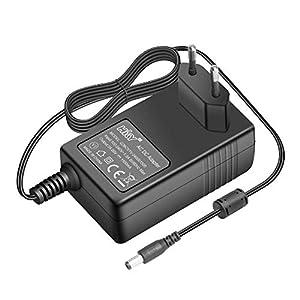 HKY Adaptador de Fuente de Alimentación DC 24V 1.5A Cargador Adaptador para Escáner, Router, Tiras de LED, Sistema del CCTV, Monitores, ordenador portátil, Aparatos Electrodomésticos