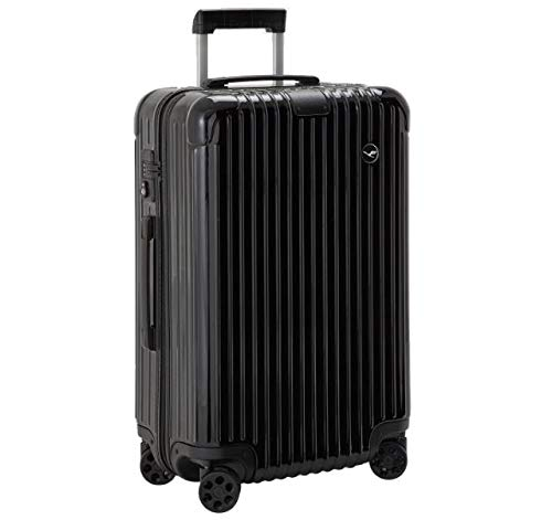 Find Bargain RIMOWA Essential Lufthansa Edition Check-In M, Black glossy 60L