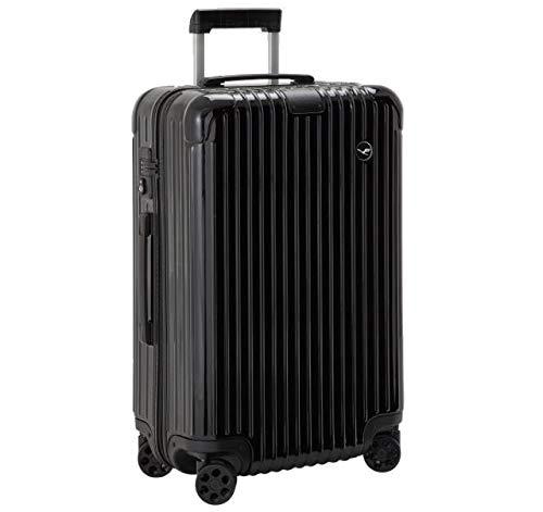 Find Bargain RIMOWA Essential Lufthansa Edition Check-In M, Black glossy 60L