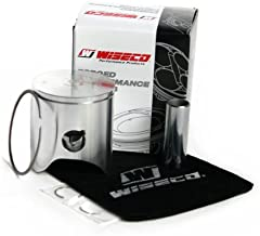 Wiseco PK1344 54.00 mm 2-Stroke Motorcycle Piston Kit with Top-End Gasket Kit