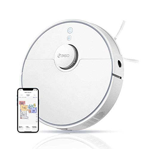 360 S5 Robot Vacuum {Expires 4/4} [Coupon Code: Deal] (47% off) - $199.99