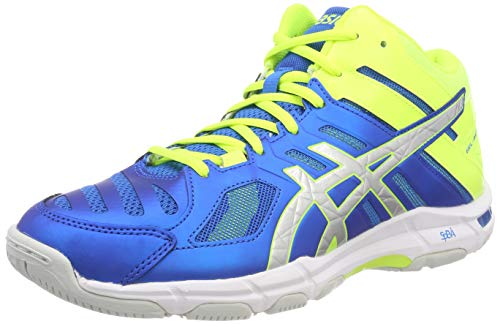 ASICS Herren Gel-Beyond 5 MT Volleyballschuhe, Blau (Blue B600N-400), 47 EU