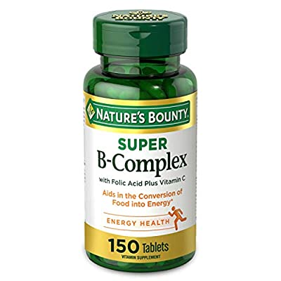 vitamin b complex, End of 'Related searches' list
