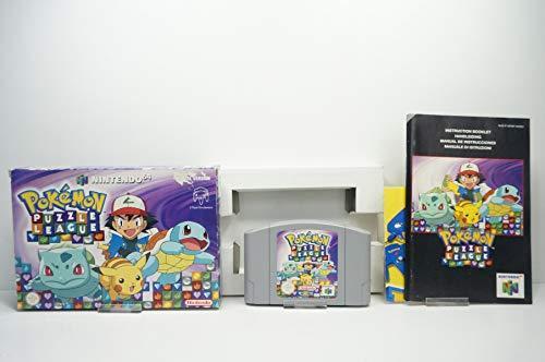Pokémon Puzzle League - Pal Version