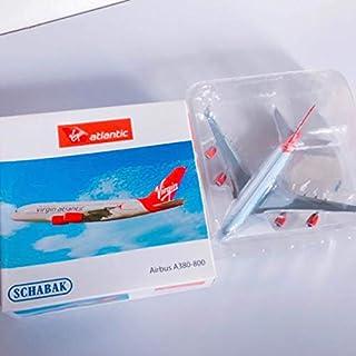 バージンアトランティック航空 A380 1:600