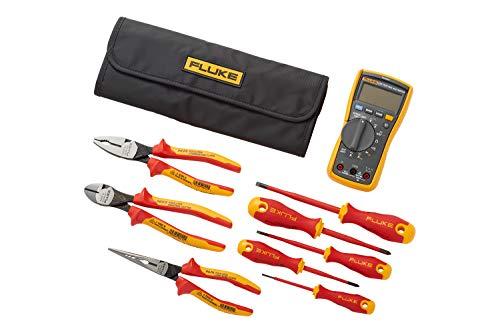 Fluke IB117K 117 + Hand Tool Starter Kit Bundle
